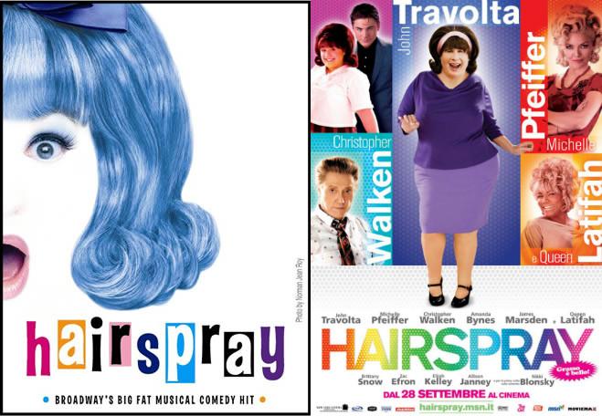 hairspray colaj