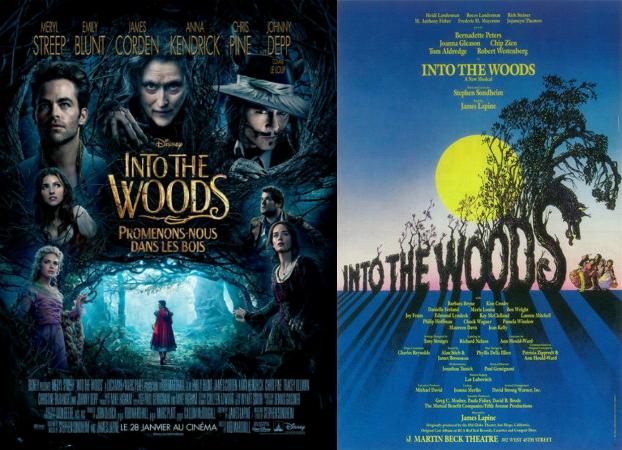 intro the woods c
