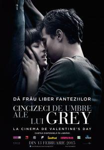 50 de umbre ale lui grey poster