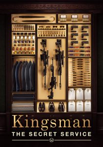 Kingsman-The-Secret-Service-Movie-Poster