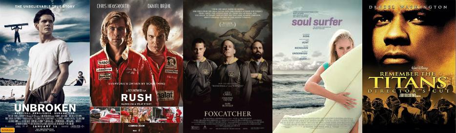 filme sport drame biografice
