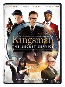 Kingsman_DVD
