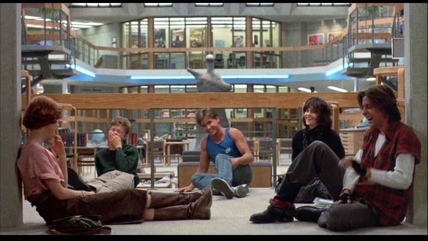 The Breakfast Club (1985)444