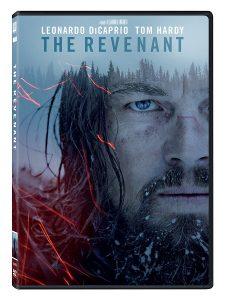 Revenant_DVD