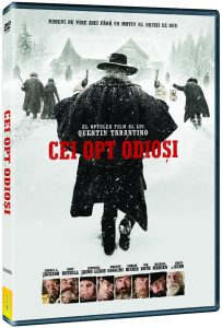 The Hateful Eight-DVD_3D pack