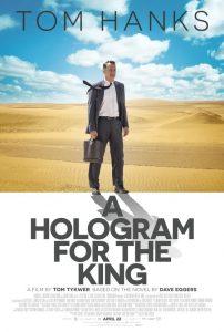 holograma pentru rege poster
