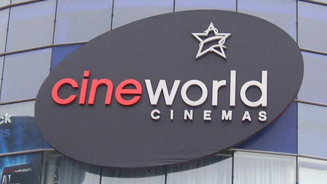 cineworld cinemacity