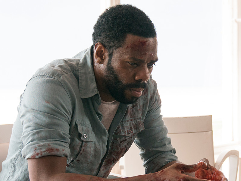 Fear the Walking Dead: interviu Colman Domingo