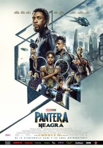 poster filmul Pantera neagra