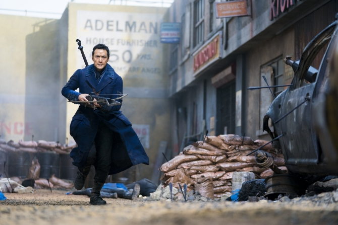 Into the Badlands sezonul 3