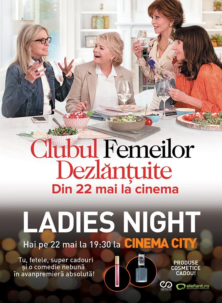 Clubul Femeilor Dezlantuite
