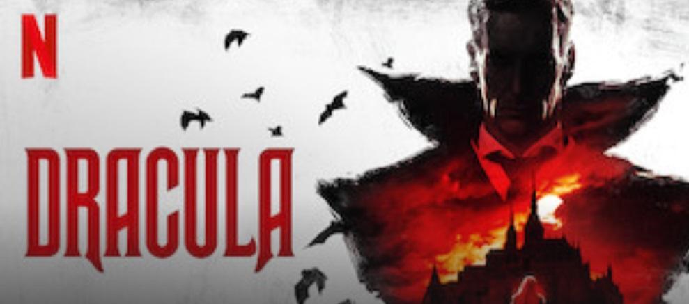 Dracula BBC netflix horror