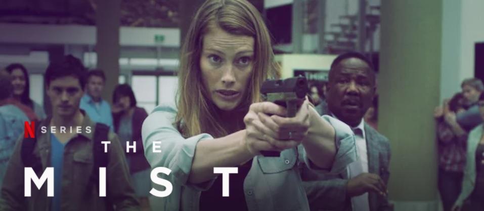 miniserii horror Netflix the Mist