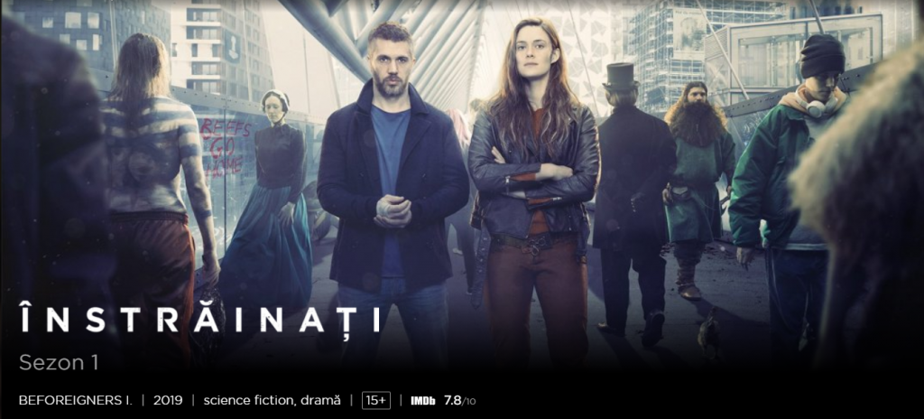 seriale HBO GO originale